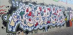 Caper... (colourourcity) Tags: streetartaustralia streetartnow streetartmelbounre streetart graffiti graffitimelbourne melbourne burncity awesome colourourcity original caper dt dbltrbl dbl trbl