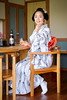 Maiko Mikako from Gion Kobu getting some refreshment on a hot summer day (balbo42) Tags: kyoto portrait 2017 gion kobu xpro2 okiya gionkobu japan mikako maiko fuji fujifilm nishimura