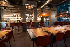 _DSC2155 (fdpdesign) Tags: pizzamaria pizzeria genova viacecchi foce italia italy design nikon d800 d200 furniture shopdesign industrial lampade arredo arredamento legno ferro abete tavoli sedie locali
