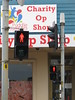 Braums LED Traffic Lights on South Rd, Edwardstown (RS 1990) Tags: adelaide southaustralia thursday 12th october 2017 southrd edwardstown braums trafficlights pedestrian crossing
