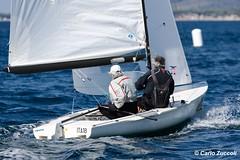 FD World championship - Day 2 - Carlo Zuccoli (Classe Italiana Flying Dutchman) Tags: fd flying flyingdutchman world worlds 2017 carlo zuccoli marina di scarlino italy