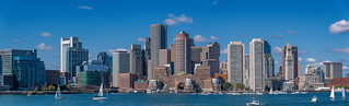 City Of Boston (Panoramic Image)
