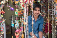 Rajasthan - Pushkar - Streets Shops-9