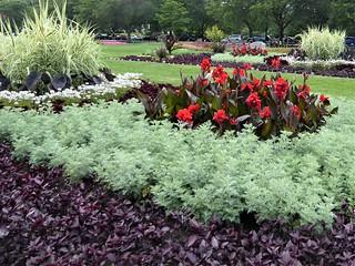 Chicago, Lincoln Park, Garden