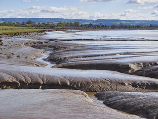 Ebb Tide on the Severn