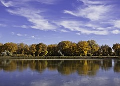 Yellowstone River on a lazy afteroon (mtmelody14) Tags: