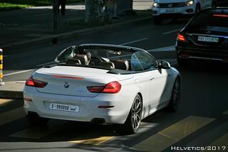 BMW 6-Series Cabriolet - Libya, Tripoli