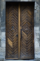 old door (Ihor Hlukhoi - intui.pro) Tags: lviv ukraine outdoor architecture city house palaces people gate
