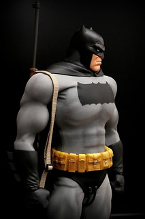 The Dark Knight Reurns