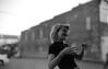 Eva. Champaign, IL. 2017. (freedomflash) Tags: 7artisans 50mm artinstallation eva micahmccoy leicam6 leica film illinois behindthescenes 50pan il f11 ilford blackandwhite m6 champaign