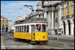 574-2011-05-07-1-Praca do Comercio (steffenhege) Tags: remodelados lissabon portugal tram streetcar 574