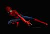 Spider-man 2 (Ag-NO3 Angelo Sampino) Tags: foto uomo ragno spider man spiderman ombre shadows primo piano ritratto fumetto marvel portreit light luce eyes occhi red blu rosso nipponbashi treviso nikon d700 angelo sampino agno3