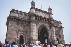 Mumbai - Bombay - Gates of India-3