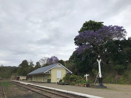 Herberton railway station