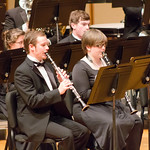 "<b>Homecoming Concert</b><br/> The 2017 Homecoming Concert, featuring performances from Concert Band, Nordic Choir, and Symphony Orchestra. Sunday, October 8, 2017. Photo by Nathan Riley.<a href=""http://farm5.static.flickr.com/4444/37707324756_f12929e748_o.jpg"" title=""High res"">∝</a>"