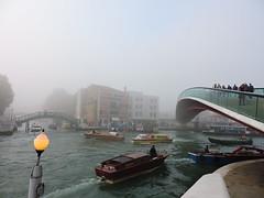 Ponte Santa Chiara & Ponte della Costituzione, Venice