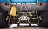 Porsche 908-3 Gulf #40 Engine - Porsche Museum Stuttgart (irvin.nu) Tags: porsche 9083 gulf 40 engine museum stuttgart canon eos 40d efs1022mm f3545 usm wideangle steve mcqueen 908 car racecar