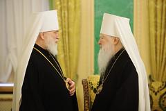 10. Заседание Священного Синода РПЦ от 6 октября 2017 г
