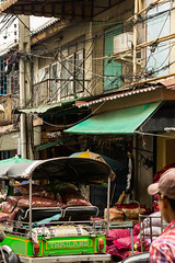 Life Under The Wires (maurseth-cahill) Tags: bangkok seasia thailand city editorial travelphotography urban wires