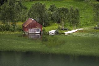 Cabaña de pescadores