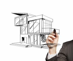 drawing modern house (lpgconstrutora) Tags: hand house cottage sketching business pen model concept businessman human doors roof windows thumbnail teaching manager whiteboard writing men image isolated person tip planning background creativity sketch plan male pencil hotography idea organization caucasian lips nose leadership symbol drawing people showing education office designer communications marker modern