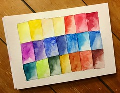 (greendot) Tags: schmincke horadam schminckehoradam watercolor watercolorbox watercolors aquarelle akvarell aquarell art paintbox