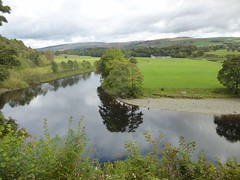 River Lune at Ruskin's View (snowman-1) Tags: kirkbylonsdale england unitedkingdom gbr