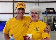 2017 - Disaster Relief - TEaM Center Dedication (zendt66) Tags: zendt66 zendt nikon d7200 bgco southern baptist disaster relief sbdr yellow shirts caps dedication ceremony