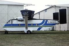 G-AWWS Short SC7 Skyvan Vernair CVT 31-03-1979 (cvtperson) Tags: gawws short skyvan vernair coventry cvt egbe