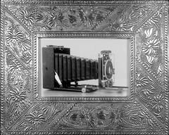Grandmother (Mattia Camellini) Tags: flexaretiv certocertotrop65x9cm mattiacamellini analog vintagecamera biottica twinlens ilfosol3 ilforddelta400professional canoscan9000fmarkii 120rollfilm pellicola explore