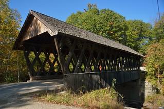 Keniston Covered Bridge, NH