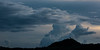 After the Storm (armct) Tags: valley range dusk clouds storm thunderhead sunset evening light radar dome currumbinvalley border ranges silhouette goldcoast reflection queensland australia nikon d810 70200mm f28 airport sundaylights