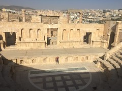 Jerash - North Theatre