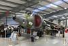 Hawker Siddeley Harrier GR3 - 1 (NickJ 1972) Tags: gatwick aviation museum 2017 photoshoot photocall photo shoot night nightshoot hawker siddeley harrier gr3 vtol xv751 au