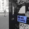 Art we All in color NYC (Art we All) Tags: artweall artweallone colors stickerart stickers art nyc newyorkcity