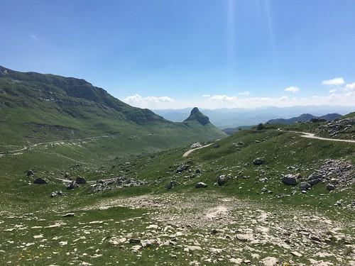 The Sedlo Pass, Montenegro