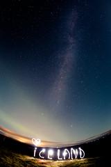 Iceland (Zeeyolq Photography) Tags: stars iceland sky islande milkyway auroraborealis night suðurland is