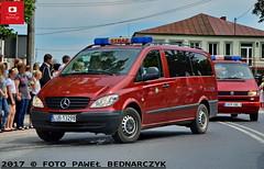 LUB 13298 - SLBus Mercedes Benz Vito - OSP Garbów (Pawel Bednarczyk) Tags: lub lub13298 slbus mercedes benz vito garbów lubelski puławy puławski wąwolnica lubelskie lubelszczyzna osp ochotnicza straż pożarna 04062017 engine firedepartment firebrigade