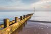 Squint (Paul S Ewing) Tags: scotland uk portobello groynes sunrise dawn tide firth forth