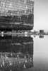 Harpa Reflections (hoskarsson) Tags: harpa music hall reflection people architecture iceland reykjavik blackwhite