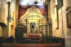 Remuh Synagogue & Cemetery (Synagoga Remuh z Cmentarzem), Krakau, Poland (jackfre 2) Tags: poland krakau cemetery synagogue remuhsynagogaremuhzcmentarzem remuh rabbimosesisserlis rema