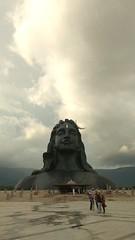 Om Namashivaya (Gautam Narayan) Tags: redminote3 religious shiva adiyogi sunlight clouds cloudy