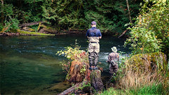 flyfishing and technology