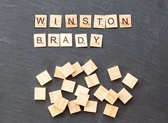 Jameis Winston meets Tom Brady: I dream of being the type of QB he is (marcoverch) Tags: noperson keineperson text business geschäft paper papier desktop sign schild education bildung display anzeigen finance finanzen symbol texture textur alphabet conceptual begrifflich illustration achievement leistung cube würfel abstract abstrakt shape gestalten wood holz accomplishment konzeptionell catwa fuji nyc animals la walking eos bicycle halloween metal