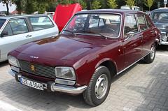 504 (Schwanzus_Longus) Tags: cloppenburg german germany france french old classic vintage car vehicle sedan saloon peugeot 504