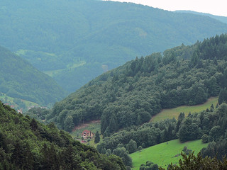 House in the valley in Todtnau - Germany (1009356)