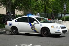 PPD 335 (Aaron Mott) Tags: philadelphia ppd ppdpolicecar ppdpolice police phillypolice philadelphiapolicedepartment policeinterceptor impala chevyimpala