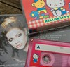 Preparing to record.... (Jay Tilston) Tags: cassette hello kitty avril 1985 vintage tdk tape blank recording