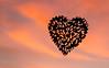 Aurore (while the sun is rising) (Larch) Tags: sunrise soleillevant sky contrejour backlit coeur heart métal fenêtre window couleur color metal matin morning leverdesoleil sveinbjorghallgrimsdottir islande iceland minimalisme minimalism automne autumn octobre october l aurore dawn
