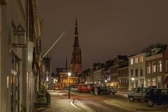 Nieuweburen in Leeuwarden op een doordeweekse avond